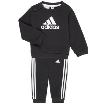 Ruhák Gyerek Együttes adidas Performance BOS JOG FT Fekete