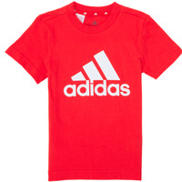 Ruhák Fiú Rövid ujjú pólók adidas Performance B BL T Piros