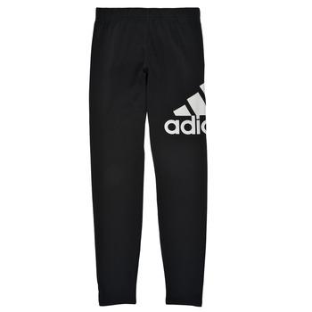 Ruhák Lány Legging-ek adidas Performance G BL LEG Fekete