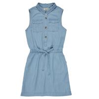 Ruhák Lány Rövid ruhák Deeluxe LALI Kék
