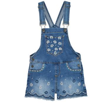 Ruhák Lány Overálok Desigual 21SGDD04-5053 Kék