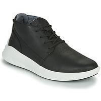 Cipők Férfi Rövid szárú edzőcipők Timberland BRADSTREET ULTRA PT CHK Fekete