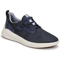 Cipők Férfi Rövid szárú edzőcipők Timberland BRADSTREETULTRA SPORT  OX Kék
