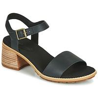Cipők Női Szandálok / Saruk Timberland LAGUNA SHORE MID HEEL Fekete
