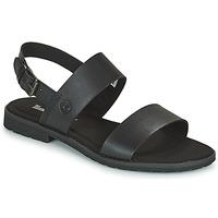 Cipők Női Szandálok / Saruk Timberland CHICAGO RIVERSIDE 2 BAND Fekete