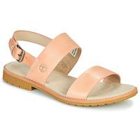 Cipők Női Szandálok / Saruk Timberland CHICAGO RIVERSIDE 2 BAND Rózsaszín