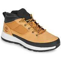 Cipők Férfi Rövid szárú edzőcipők Timberland SPRINT TREKKER SUPER OX Búza