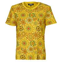 Ruhák Női Rövid ujjú pólók Desigual LYON Citromsárga