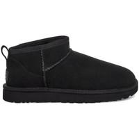 Cipők Női Hótaposók UGG W classic ultra mini Fekete