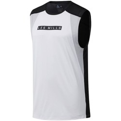 Ruhák Férfi Rövid ujjú pólók Reebok Sport Les Mills Smartvent