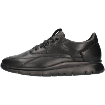 Cipők Férfi Magas szárú edzőcipők Frau 09L0 Black