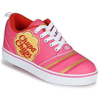 Cipők Lány Gurulós cipők Heelys CHUPA CHUPS PRO 20 Rózsaszín / Fehér