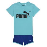 Ruhák Fiú Együttes Puma BB SET ANGEL Kék