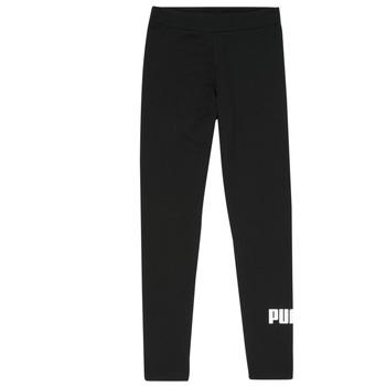 Ruhák Lány Legging-ek Puma ESS LEGGING Fekete