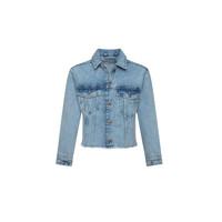 Ruhák Lány Farmerkabátok Pepe jeans NICOLE JACKET Kék