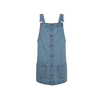 Ruhák Lány Rövid ruhák Pepe jeans CHICAGO PINAFORE Kék