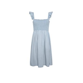 Ruhák Lány Rövid ruhák Pepe jeans MARIA DRESS Kék