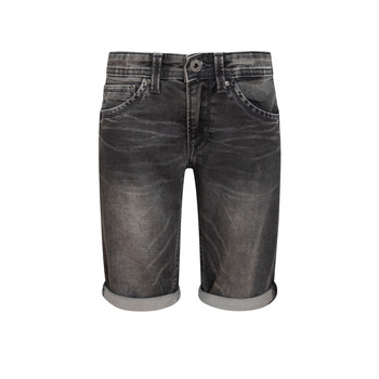 Ruhák Fiú Rövidnadrágok Pepe jeans CASHED SHORT Szürke