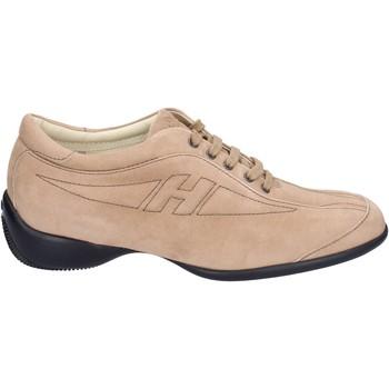 Cipők Női Divat edzőcipők Hogan BK586 Bézs