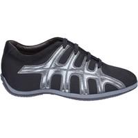 Cipők Női Divat edzőcipők Hogan BK587 Fekete