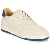 Cipők Rövid szárú edzőcipők Clae MALONE Bézs / Kék
