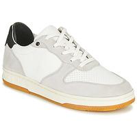 Cipők Rövid szárú edzőcipők Clae MALONE Fehér / Szürke
