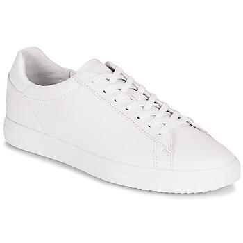 Cipők Rövid szárú edzőcipők Clae BRADLEY Fehér