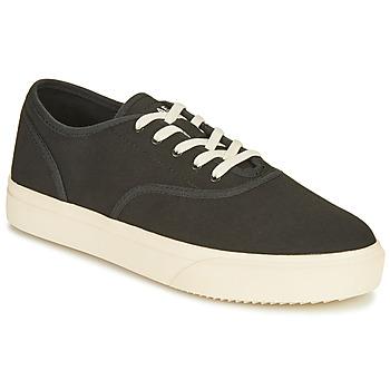 Cipők Rövid szárú edzőcipők Clae AUGUST Fekete