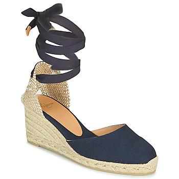 Cipők Női Szandálok / Saruk Castaner CARINA Kék
