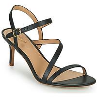 Cipők Női Szandálok / Saruk Lauren Ralph Lauren LANDYN Fekete