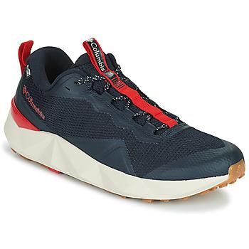 Cipők Férfi Túracipők Columbia FACET 15 OD Fekete  / Piros