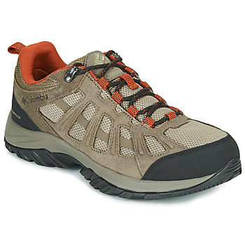 Cipők Férfi Túracipők Columbia REDMOND III WATERPROOF Barna