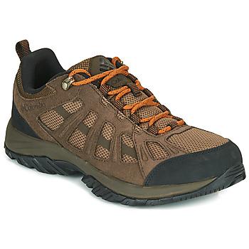 Cipők Férfi Túracipők Columbia REDMOND III Barna