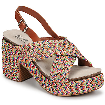 Cipők Női Szandálok / Saruk Elue par nous JOMARIN Bézs