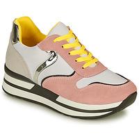 Cipők Női Rövid szárú edzőcipők Elue par nous JORONA Rózsaszín