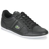 Cipők Férfi Rövid szárú edzőcipők Lacoste CHAYMON BL21 1 CMA Fekete