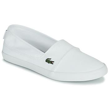 Cipők Női Belebújós cipők Lacoste MARICE BL 2 SPW Fehér