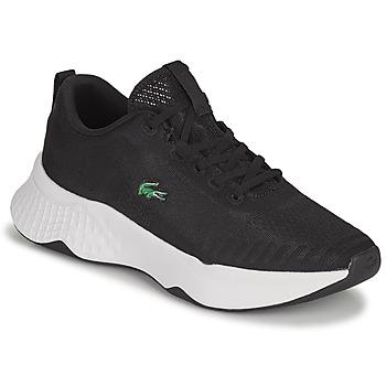 Cipők Női Rövid szárú edzőcipők Lacoste COURT-DRIVE FLY 07211 SFA Fekete