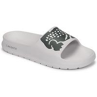 Cipők Női strandpapucsok Lacoste CROCO 2.0 0721 1 CFA Fehér / Fekete