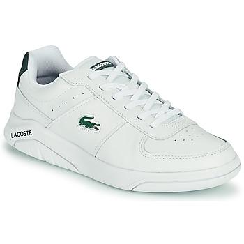 Cipők Férfi Rövid szárú edzőcipők Lacoste GAME ADVANCE 0721 2 SMA Fehér / Kék