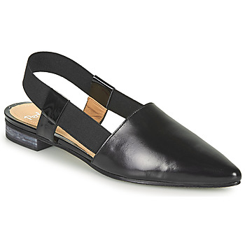Cipők Női Szandálok / Saruk Perlato 11003-JAMAICA-VERNIS-NOIR Fekete