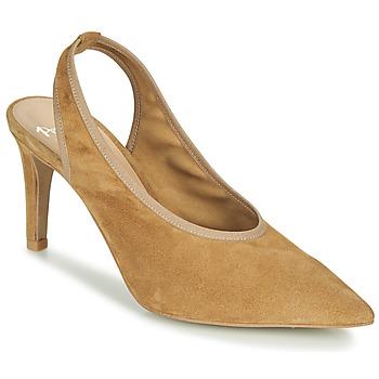 Cipők Női Szandálok / Saruk Perlato 11819-CAM-CAMEL Teve