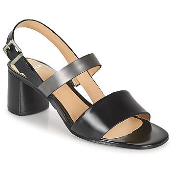 Cipők Női Szandálok / Saruk Perlato 11805-JAMAICA-NOIR Fekete