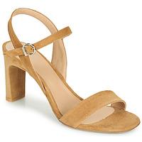 Cipők Női Szandálok / Saruk Perlato 11797-CAM-CAMEL Teve