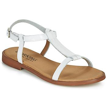 Cipők Női Szandálok / Saruk Dorking LEYLA Fehér