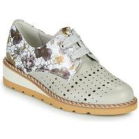 Cipők Női Oxford cipők Dorking TETRIS Szürke