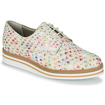 Cipők Női Oxford cipők Dorking ROMY Sokszínű