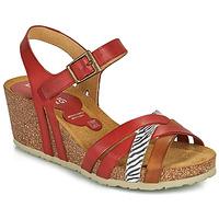 Cipők Női Szandálok / Saruk Dorking PALMA Piros