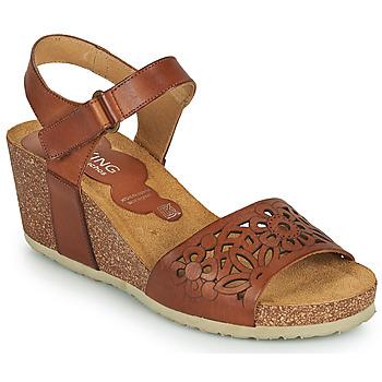 Cipők Női Szandálok / Saruk Dorking PALMA Barna