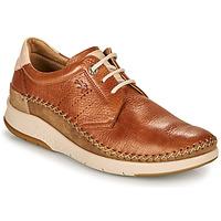 Cipők Férfi Rövid szárú edzőcipők Fluchos 0795-TORNADO-CUERO Barna